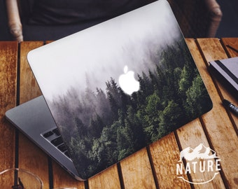 Nature Macbook Decal / Macbook sticker / stickers macbook pro / Macbook air sticker / macbook pro 13 case / macbook pro skin / NI001
