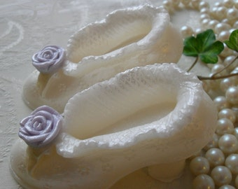Handcrafted Soap Marie's Shoes