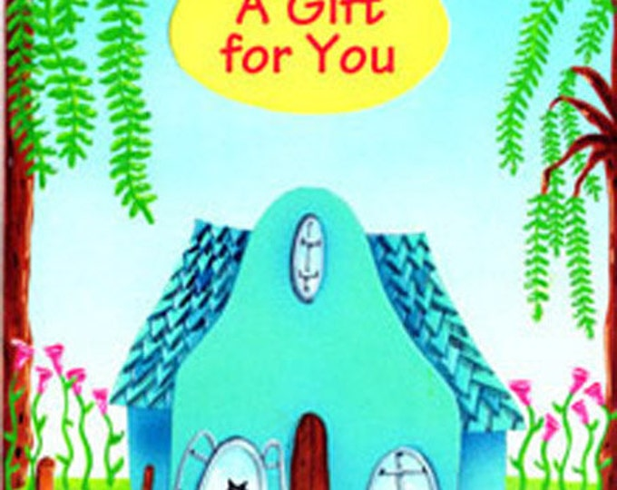 Help Around The House Gift Card   Spring Cleaning Gift   Laundry Card   Valerie Walsh Artwork