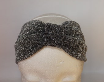 Silver Shiny Headband