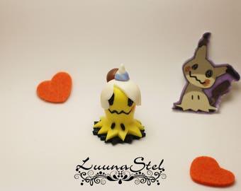 Figurine Mimiqui disguised Litwick
