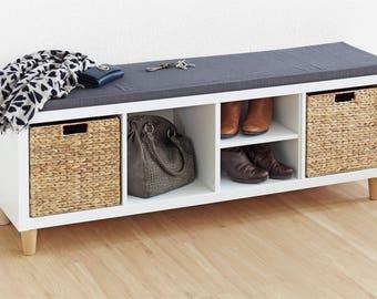 postfach regaleinsatz f r ikea kallax expedit regal ablage. Black Bedroom Furniture Sets. Home Design Ideas