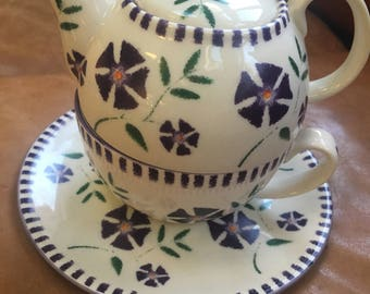 Shannonbridge Pottery Ireland Tea for One