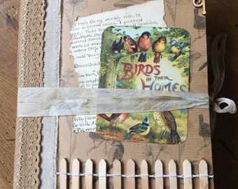 Our Feathered Friends Journal