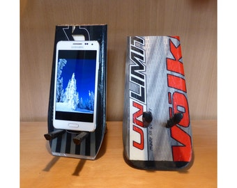 Ski Cell Phone Stand