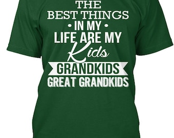 Great Grandparents Special  Hanes Tagless Tee Tshirt