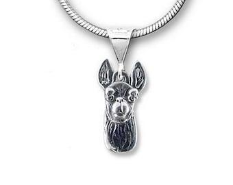 Sterling Silver Llama Pendant