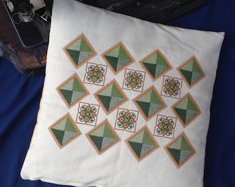 Embroidery Pillowcase