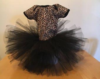 Leopard Tutu Costume
