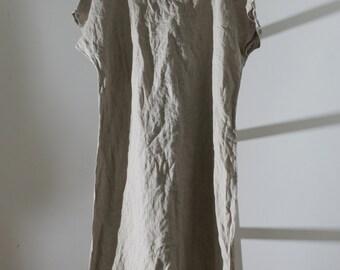 Linen dress SIMPLICITY