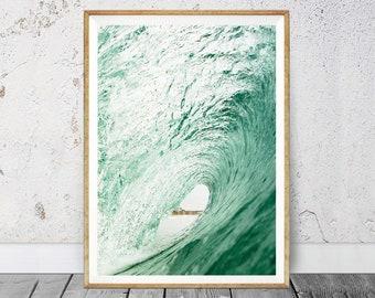 Printable Beach Art, Beach Wall Art, Beach Decor, Coastal Decor, Beach Wall Decor, Coastal Decor Beach, Beach Photography, Ocean Water, 101v