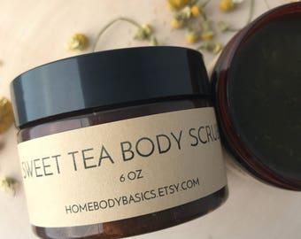 Sweet Tea Body Scrub