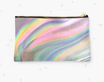 Pencil Case, Cosmetic Bag, MakeUp Pouch, Zipper Pouch, Stationery Organiser, Clutch Bag, Clutch Purse