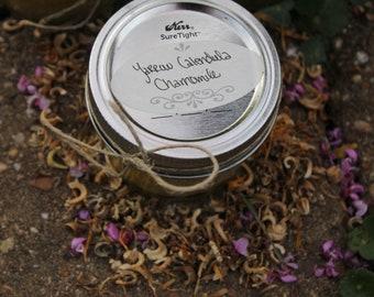 Organic Skin Salve Yarrow Calendula Chamomile