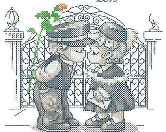 cross stitch Embroidery lovers