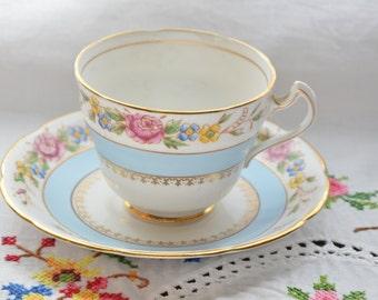 Balfour royal crown pottery, best bone china England tea cup