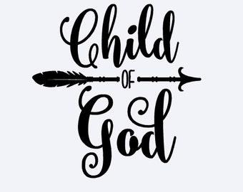 Free Shipping!  Child of God
