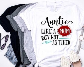 Auntie tee >> Multiple colors <<
