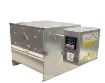 SALE! Bead-door programmable kiln for lampwork, glass fusing, annealing enamelling