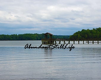 Pier Smith Mt Lake