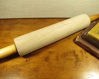 """Wooden Rolling Pin - 19"""""""