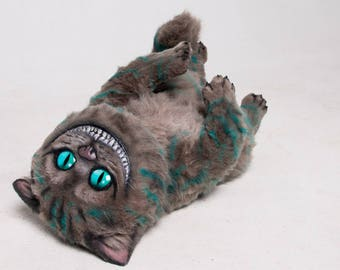 Made to order: toy Cheshire Cat from Alice in Wonderland