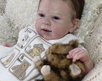 Reborn Baby Ginger kit