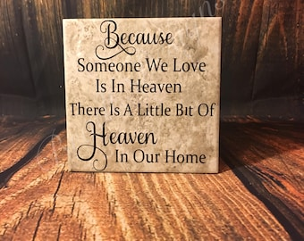 memory heavenHome decor gift porcelain Tile