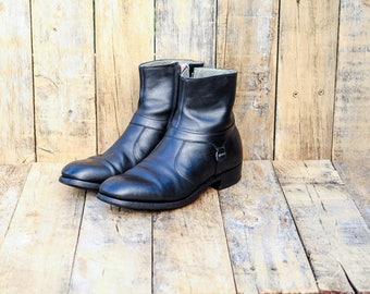 ankle boots short boots black boots Beatle boots mens boots short black boots chelsea boots zipper boots zipper ankle boots dress boot