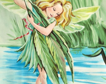 Willow Fairy