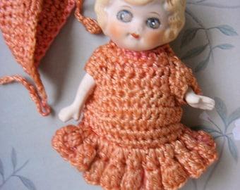 1920's Bisque Kewpie Doll, Japan