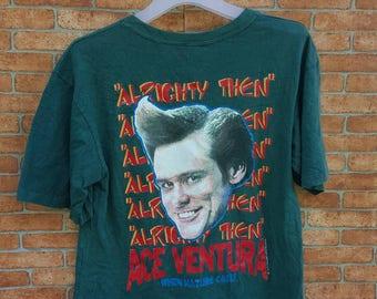 Vintage Ace Ventura Jim Carrie