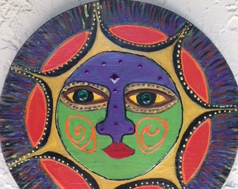 "Aztec Sun ""Hester"""