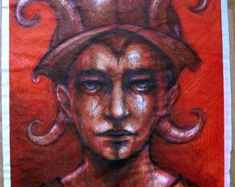 Ancient deity