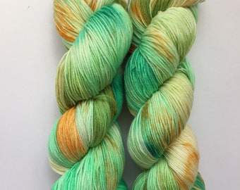 Chandler Hand Dyed Yarn 100g DYED TO ORDER