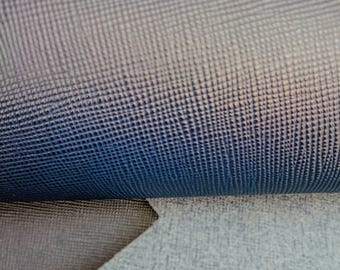 Ocean Blue, Exclusive Prada Saffiano Grains, RMG Pomari Tannery, Different sizes, London stock.