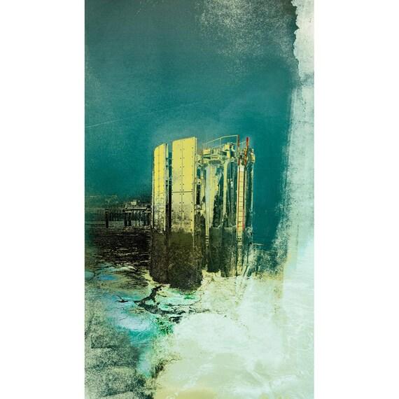 Winslow, limited edition fine art print