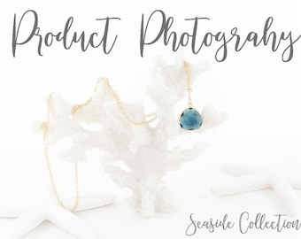 Product Photography Seaside Collection