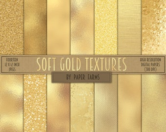 Gold digital paper, gold foil, scrapbook paper, metallic, gold glitter, digital paper, gold, textures, background, glitter, glass, antique