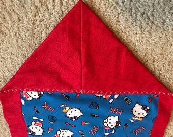 Hello Kitty Table Runner Homemade