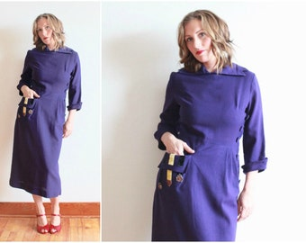 """1940s wartime dress 