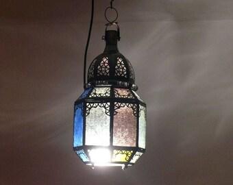 Oriental Lantern Candle Light lamp stand Lantern Deco 1001 Night