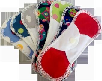 Organic Cotton Fabulous Flo Pads