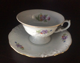 Vintage Teacup - Wawel Polish China