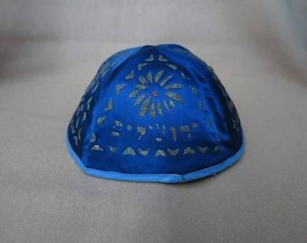 Anatolian-Istanbul Jewish kippah - yarmulke - skullcap