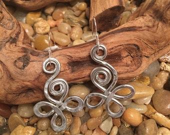 Eternity Earrings (free shipping)