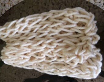Chained White Cowl