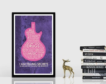Almost Famous Quote Poster