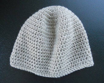 Crochet Pattern PDF - Men's Winter Beanie