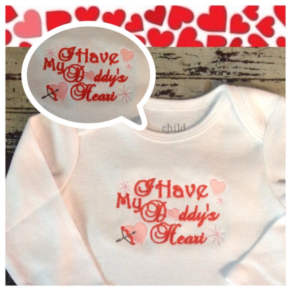 Infant/Toddler Valentine's Short Sleeve Tee